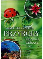 Encyklopedia przyrody - okładka książki