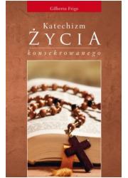 Katechizm życia konsekrowanego - okładka książki