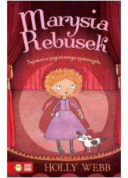 Marysia Rebusek cz. 2. Tajemnica - okładka książki