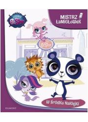 Littlest Pet Shop - okładka książki