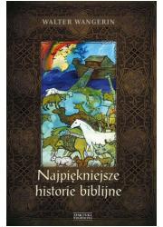 Najpiękniejsze historie biblijne - okładka książki