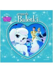 Przygody Baletki - okładka książki