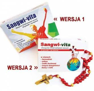 SANGWI-VITA - okładka książki