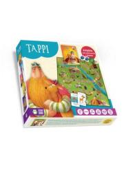 Urodziny Tappiego. Książka z grą - okładka książki