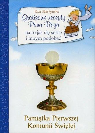 Gratisowe recepty Pana Boga na - okładka książki