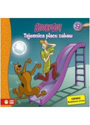 Scooby-Doo! Tajemnica placu zabaw - okładka książki
