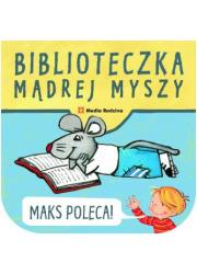 Biblioteczka Mądrej Myszy. Maks - okładka książki