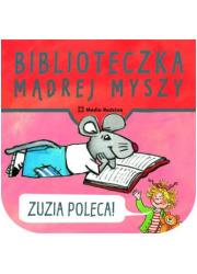 Biblioteczka Mądrej Myszy. Zuzia - okładka książki