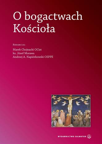 O bogactwach Kościoła - okładka książki