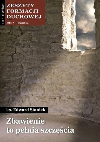 Zeszyty Formacji Duchowej nr 66. - okładka książki