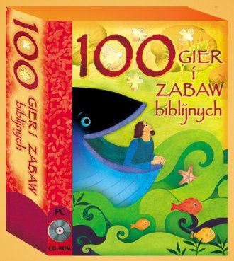 100 gier i zabaw bilijnych - pudełko programu