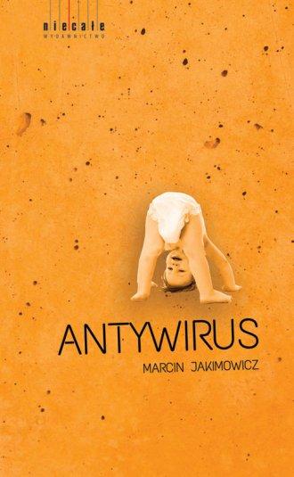 Antywirus - okładka książki