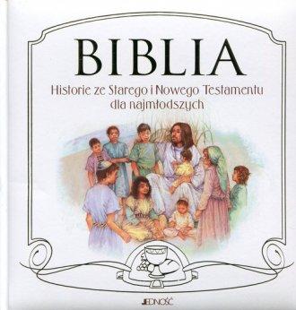 Biblia. Historie ze Starego i Nowego - okładka książki