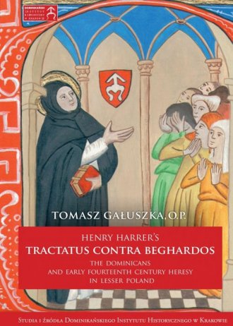 Henry Harrers tractatus contra - okładka książki