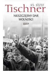 Nieszczęsny dar wolności - okładka książki