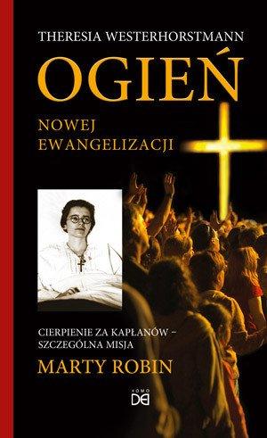 Ogień Nowej Ewangelizacji - okładka książki