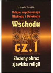 Religie współczesnego Bliskiego - okładka książki