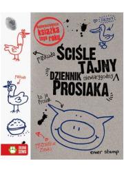 Ściśle tajny dziennik Prosiaka - okładka książki