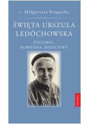 Święta Urszula Ledóchowska - okładka książki