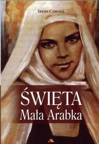 Święta Mała Arabka - okładka książki