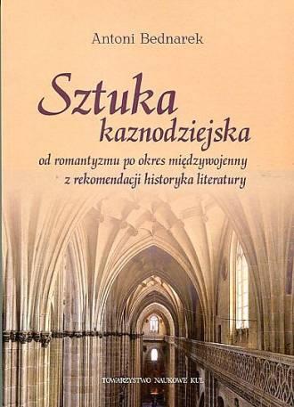 Sztuka kaznodziejska - okładka książki