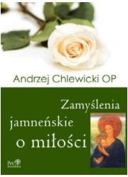 Zamyślenia jamneńskie o miłości - okładka książki