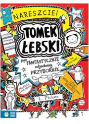 Tomek Łebski i jego fantastycznie - okładka książki