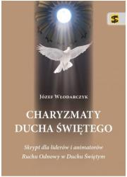 Charyzmaty Ducha Świętego - okładka książki