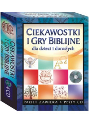 Ciekawostki i gry biblijne dla - pudełko programu
