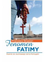 Fenomen Fatimy - okładka książki
