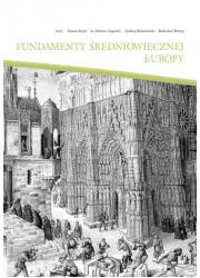 Fundamenty średniowiecznej Europy - okładka książki