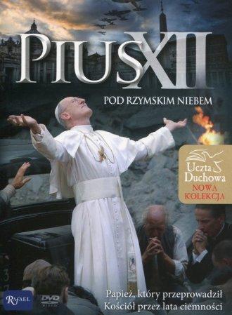 Pius XII Pod rzymskim niebem. Papież, - okładka filmu