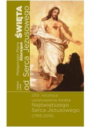 Święta od Serce Jezusowego - okładka książki
