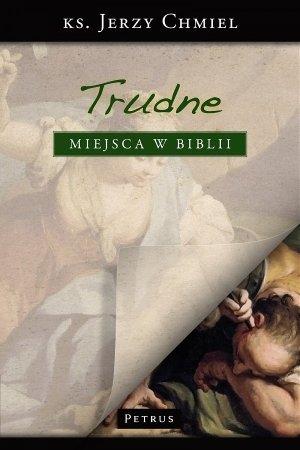 Trudne miejsca w Biblii - okładka książki