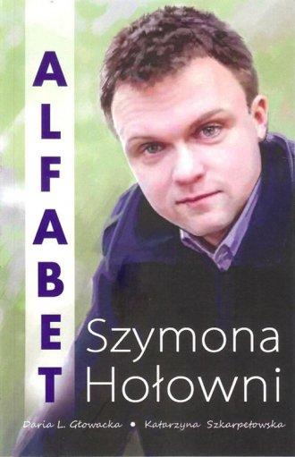 Alfabet Szymona Hołowni - okładka książki