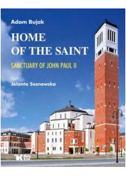 Home of the Saint. Sanctuary of - okładka książki