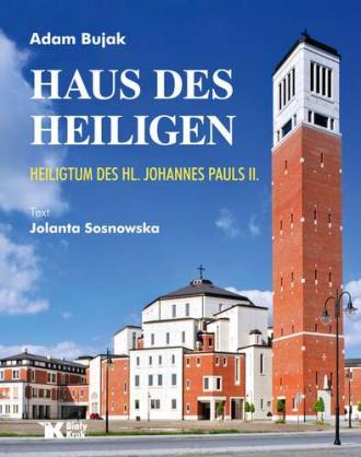 Haus des Heiligen. Heiligtum des - okładka książki
