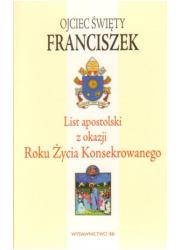List apostolski z okazji Roku Życia - okładka książki