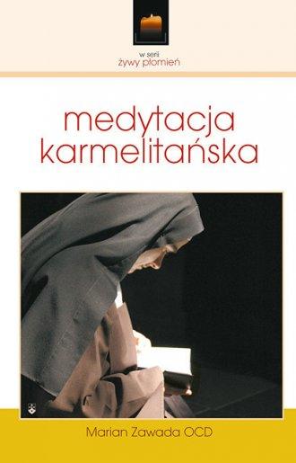 Medytacja karmelitańska. Seria: - okładka książki