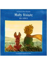 Mały Książę dla dzieci - okładka książki