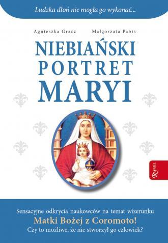 Niebiański portret Maryi - okładka książki