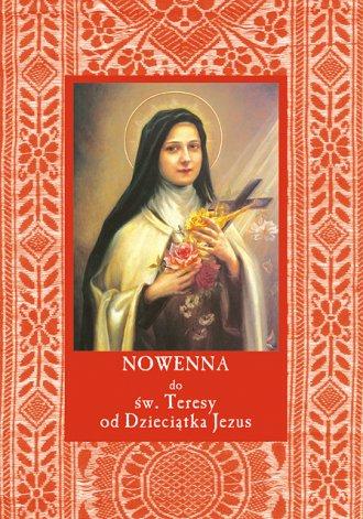 Nowenna do św. Teresy od Dzieciątka - okładka książki