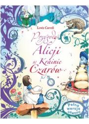 Przygody Alicji w Krainie Czarów - okładka książki
