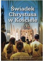 Świadek Chrystusa w świecie 2. - okładka podręcznika