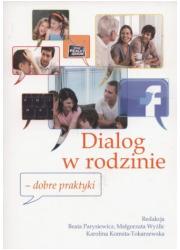 Dialog w rodzinie - dobre praktyki - okładka książki