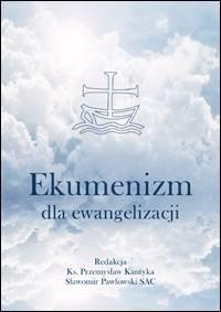 Ekumenizm dla ewangelizacji - okładka książki