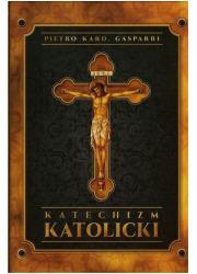 Katechizm katolicki - okładka książki