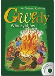 Gawędy Włóczykijów (+ CD) - okładka książki