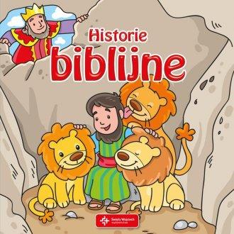Historie biblijne. Książeczka do - okładka książki