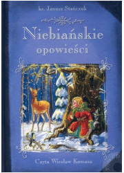 Niebiańskie opowieści (+ CD) - okładka książki